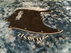 Fender Squire 70s Vintage Modified Bass Pickguard - Parts Project - Free Ship!!! #FenderSquire