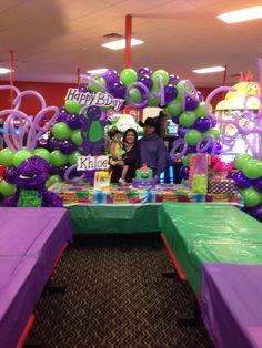 Barney birthday