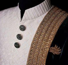 Indian Men Fashion, Men's Fashion, Barong Tagalog, Manoj Kumar, Mens Sherwani, Achkan, Indian Man, Jodhpur, Asian Style