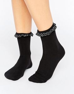 Discover the range of women's hosiery with ASOS. Shop for women's tights, socks, leggings, hosiery and bodysuits with ASOS. Scandi Chic, Fishnet Socks, Asos, Cute Socks, Women's Socks, Sock Shop, Crazy Socks, Ankle Socks, Ladies Dress Design