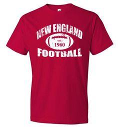 New England Patriots Football T-Shirt
