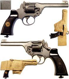 Enfield No. 2 Mk. 1** revolver Find our speedloader now!  http://www.amazon.com/shops/raeind