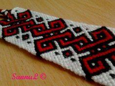 Photo of #33909 by SannuL - friendship-bracelets.net