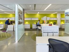 Ayers Saint Gross Leads by Example with New Open OfficeWork Design Magazine