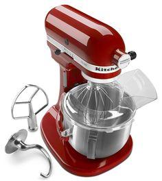 ShopKitchenAid: KitchenAid Pro 500 Series 5 Quart Bowl-Lift Stand Mixer KSM500PSER