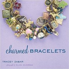 This is a beautiful book to read if you like charm bracelets.  I would love to have one of Tracey Zabar's bracelets.