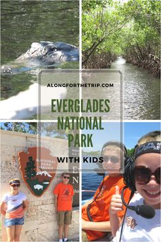 Visiting the Everglades with kids is a great way to spend a day (or more!) in south Florida. Hike, bike, or boat your way through this incredible National Park! (airboat is definitely the best! Everglades National Park Florida, Everglades City, Florida Travel, Travel Usa, Florida Trips, Florida Vacation, Florida Keys, Travel Tips, South Beach Hotels