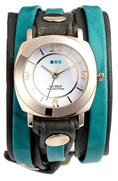 La Mer Collections 'Neon Odyssey' Watch   Nordstrom