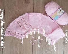 Knitted Baby Vest Robe Models and Structures – Saadet Ozden – Join the world of pin Bind Off, Clothing Tags, Baby Sweaters, Baby Knitting Patterns, Crochet Baby, Knitted Baby, Kids And Parenting, Lana, Diy And Crafts