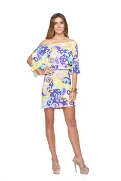 Purple peak a boo sleeve dress ladies dress boho chic by MittmibyD
