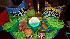 Margarita themed Gift Basket