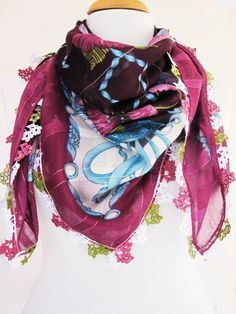 Traditional YEMENI With  Lacework Mothers by mediterraneanlights, $16.90