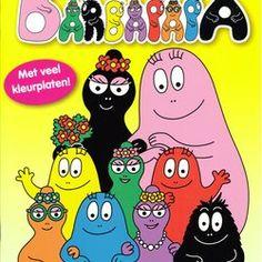 Barbapapa Funboek