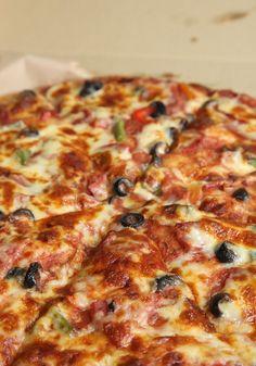 Puttanesca Pizza Recipe
