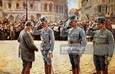 After Battle of Lvov 1915