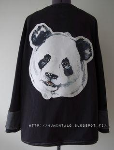 Panda, designer Sari Pelho, Finland