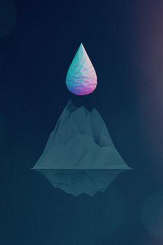 Low Polygon Illustrations by Jeremiah Shaw & Danny Jones | Inspiration Grid | Design Inspiration