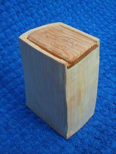 Green woodworking Dane: Shrink pot