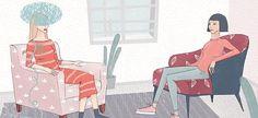 10 διαφορετικοί άνθρωποι μοιράζονται ό,τι πιο βοηθητικό άκουσαν απ' τον ψυχοθεραπευτή τους.