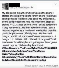 Lost phone ... I'm crying!!!