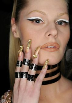 The Blonds Fall 2015 Beauty News, Beauty Secrets, Cnd, Fall 2015, High Fashion, In This Moment, Couture, Haute Couture