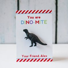 The perfect valentine for dino loving boys and girls! Sprout My Party invites are printable. Please note no items will be shipped.    You will