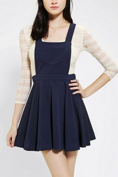 Cooperative Circle Skirt Overall