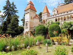 Hungary, Mansions, House Styles, Home Decor, Mansion Houses, Homemade Home Decor, Manor Houses, Fancy Houses, Decoration Home
