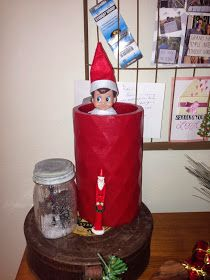 Katie Raines: Elf on the Shelf