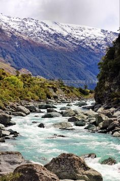 "Rob Roy Glacier: ""One of the best day walks in New Zealand…It's a chill walk, not too intense or anything…It's a 3-4 hour return from the Raspberry Flat car park – the start of Mt. Aspiring National Park. It's the perfect place to picnic."""