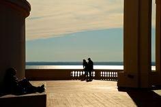 terraza de la Basilica, Itati, Corrientes, Argentina
