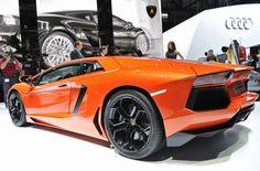 Lamborghini Aventador LP700-4 used - http://autotras.com