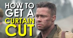 The movie Fury comes out today, and folks are talking about it for a variety of reasons, not least of which is the hairstyle Brad Pitt is rocking in the fil