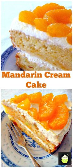 Mandarin or Pineapple Fresh Cream Cake Truly refreshing and bursting with flavour!