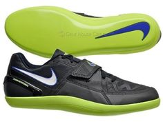 best website adb67 9d106 New NIKE Zoom Rotational 5 Mens Track   Field Shoes Discus   Hammer Throw    Shot