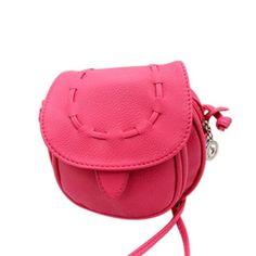 Fashion Mini Small Women's Messenger Bag Leather Handbags Shoulder Bags Cross body Crossbody Bag Purses Cover Zipper PU
