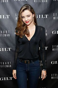 Inspiration look Day to night : miranda kerr. (Health And Fitness Clothes)