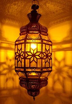 moroccan decor: moroccan lanterns and lamps part 15 Moroccan Hanging Lanterns, Moroccan Lamp, Rustic Lanterns, Moroccan Design, Candle Lanterns, Moroccan Arabic, Hanging Lamps, Lounge Lighting, Outdoor Lighting