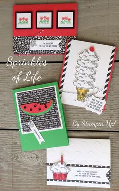 Stampin' Up!, Sprinkles of Life
