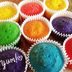 rainbow color food | Home > Products > Rainbow Gel Paste Food Coloring Set