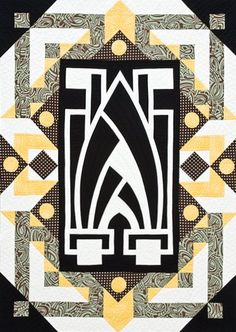 Mr. Quilt - Photo Gallery: Deco Cathedral