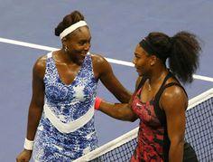 Blog Esportivo do Suíço:  Serena supera irmã Venus e está a duas vitórias de conquistar Grand Slam