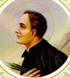 St. Charles Garnier, Roman Catholic Jesuit Priest and Martyr. Charles was murdered by a war party of Iroquois, He is  one of the North American Martyrs. Feastday October 19