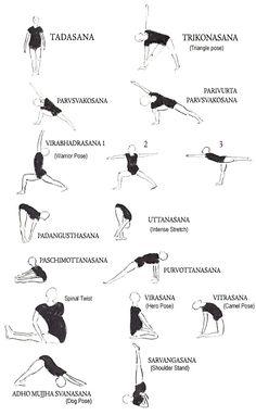 trikonasana triangle pose benefits  yoga  pinterest