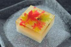 Japanese Sweets, 『錦秋・二條若狭屋』【きょうの『和菓子の玉手箱』】の画像 | きょうの『和菓子の玉手箱』 #autumn #fall