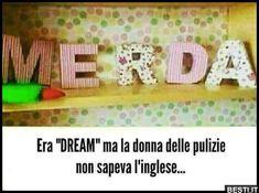 Dream | BESTI.it - immagini divertenti, foto, barzellette, video Funny Video Memes, Funny Jokes, Hilarious, Funny Images, Funny Photos, Funny Chat, Italian Memes, Serious Quotes, Katana