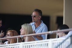The Tour is a magnet for the stylish equestrian set who were out in force on the French Riviera both spectating and competing. Among the VIP guests were Patti and Bruce Springsteen who were  supporting their daughter Jessica, a rising star of the show jumping world, as she competed in the CSI5* classes