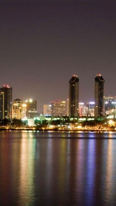 San Diego, California, USA. Just a few more weeks and we will be here... Super excited!