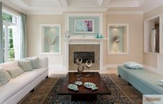 #transitional #livingroom by Margaux Interiors