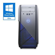 Dell Inspiron Gaming Desktop w/ Ryzen 5 1400 8GB 1TB RX570   HP Windows Mixed Reality Headset Bundle $648